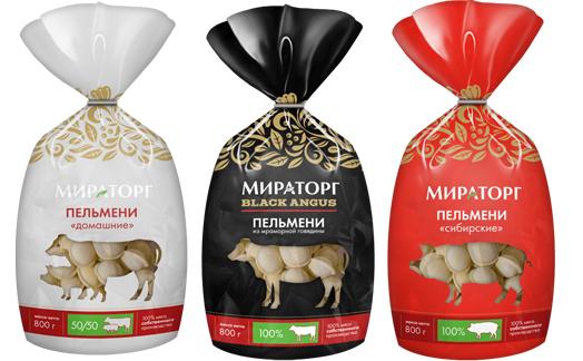 «Мираторг» запускает производство фирменных пельменей из «мраморной» говядины
