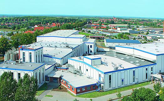 «HYDROSOL» создает еще одно производство в Германии.