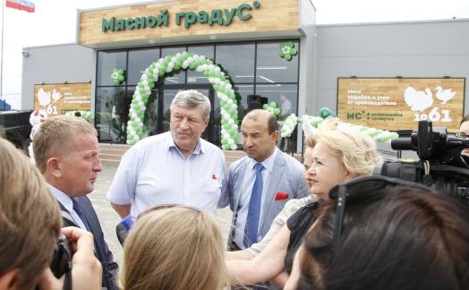 «Евродон» показал новое производство и поделился планами с общественными советниками главы администрации Ростова
