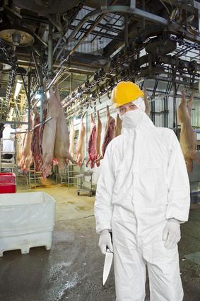Производство и мясо