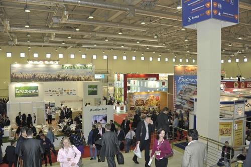 World Food 2014 (Москва, Экспоцентр).