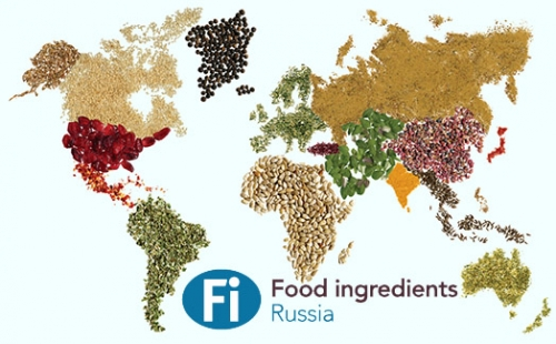 Food ingredients Russia 2015