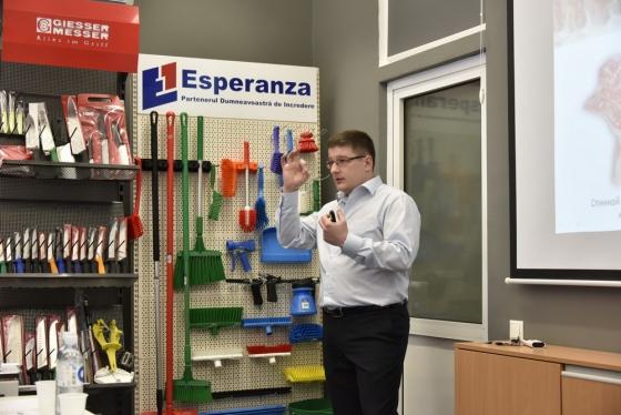 "Семинар компании ""Esperanza"" (Молдавия 2015)"