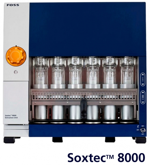 Soxtec™ 8000 foss