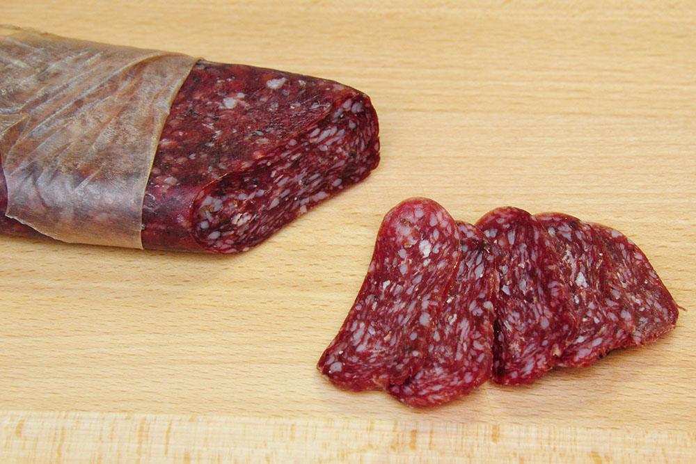 Вяленое мясо по болгарски