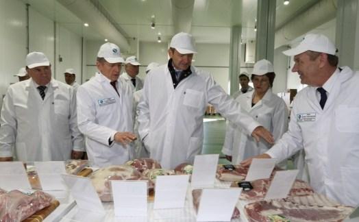 ГК «АгроПромкомплектация» ввела в эксплуатацию инновационный мясоперерабатывающий комплекс в Курской области