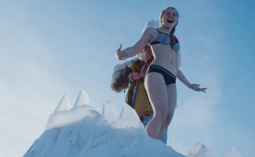 """""""Эй, зима, давай полегче"""": свердловские рекламщики сняли ролик, который """"порвал"""" Сибирь"""