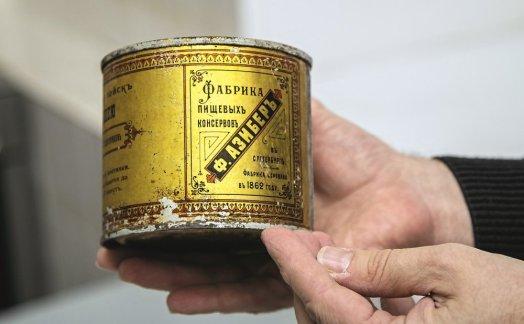 Мясо во льдах: зачем ученым 100-летние консервы барона Толля