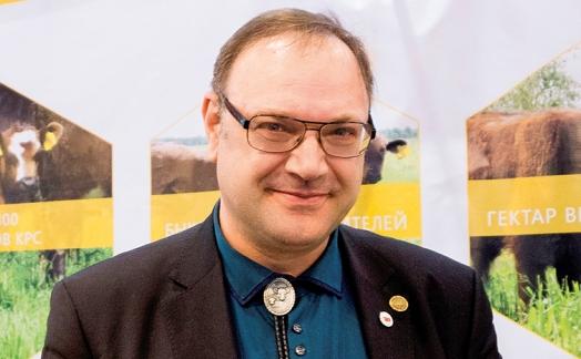 Интервью с генеральным директором Национального союза производителей говядины Романом Костюком