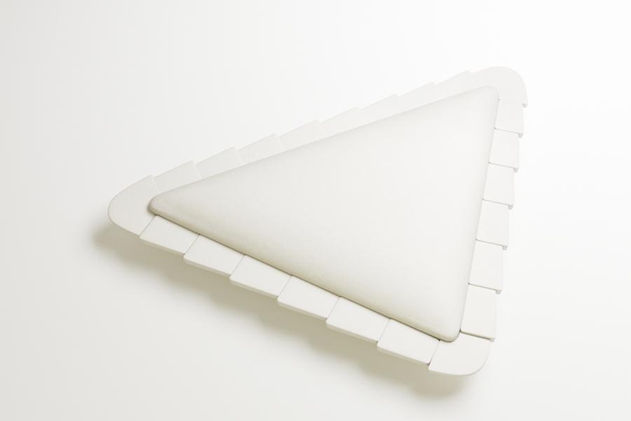 чебурек треугольный