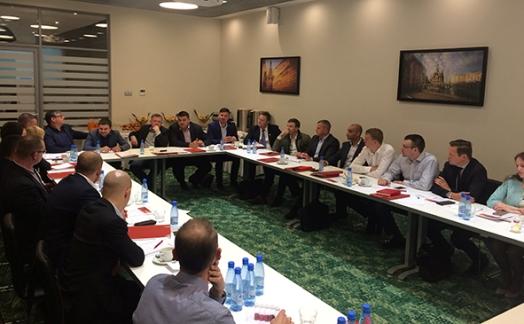 В июне в Санкт-Петербурге прошел первый в России международный форум для мясной промышленности компании Hydrosol, мирового производителя стабилизационных и эмульгирующих систем.