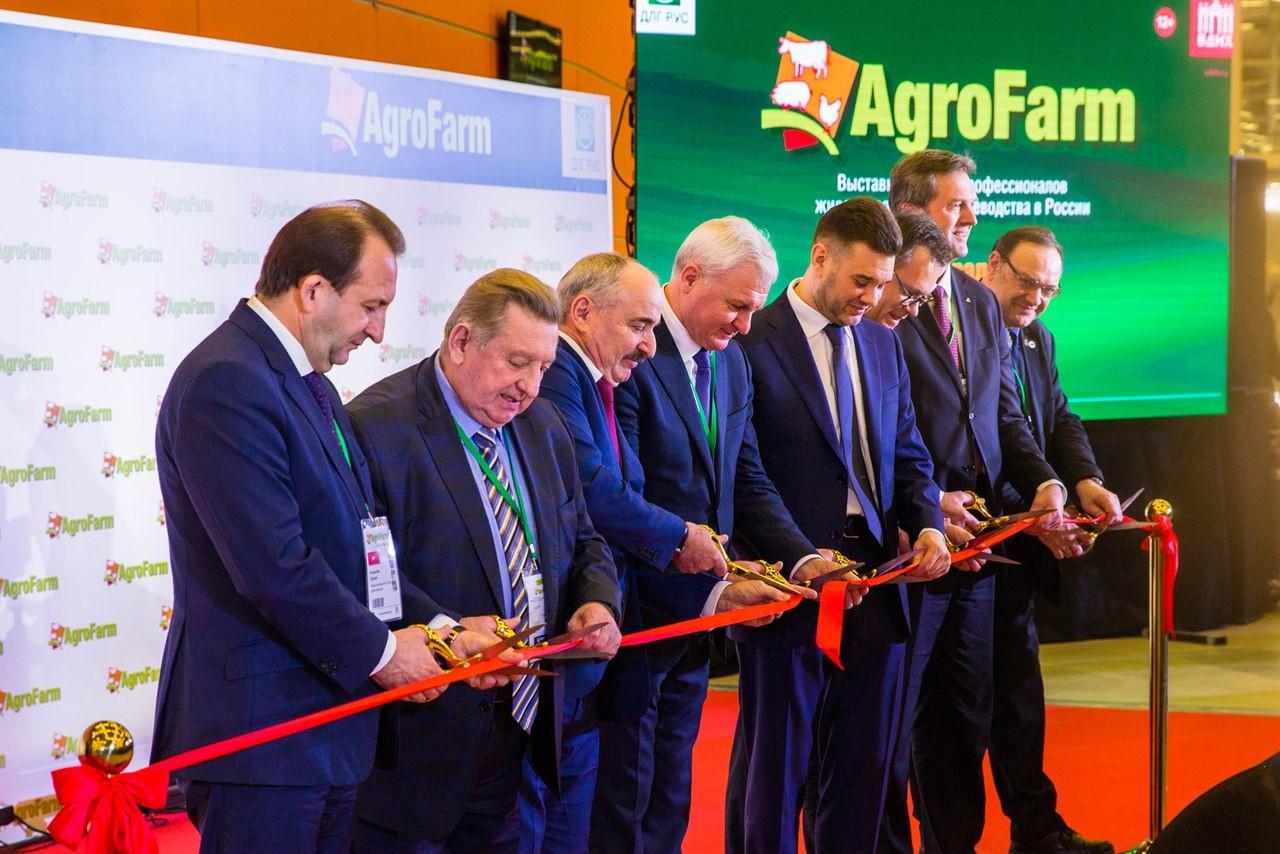 Выставку «АгроФарм-2018» посетили около 14 тысяч специалистов в сфере животноводства